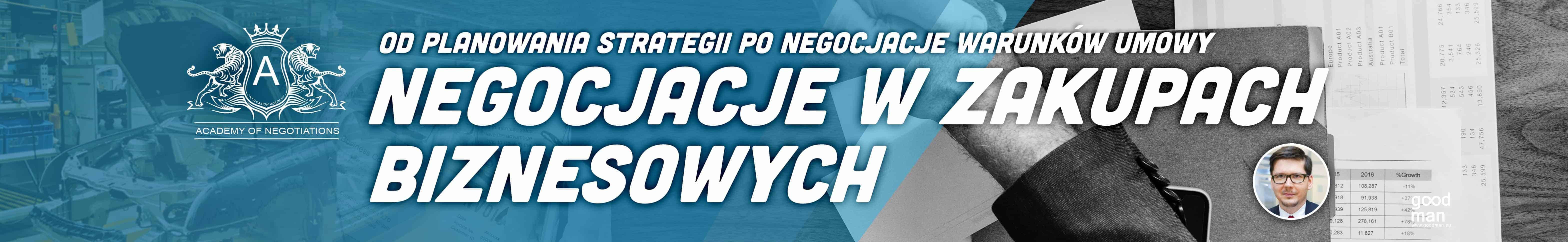 negocjacje zakupowe szkolenie poznan karpacz warszawa 2019